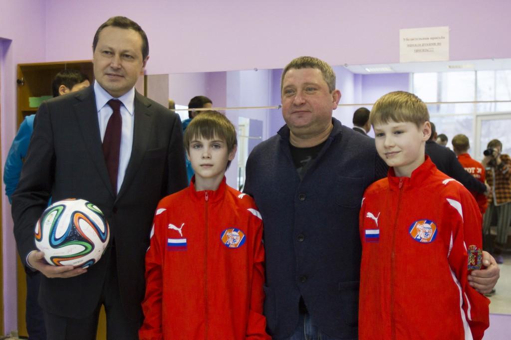Прошел 6-й новогодний турнир по мини-футболу