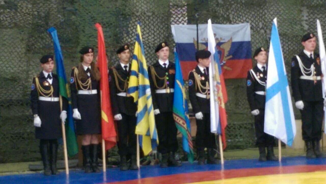 Турнир боевых искусств ДСАФ России