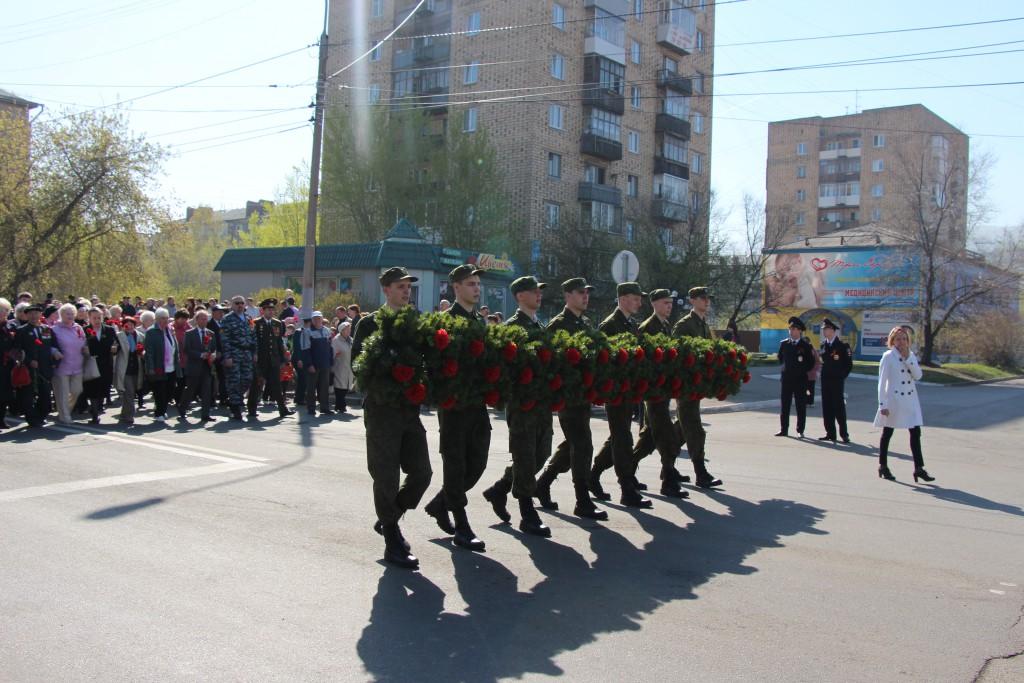 9 мая 2015 в Свердловском районе
