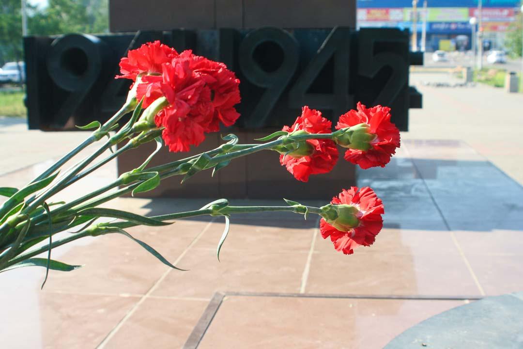 В Свердловском районе почтили память павших земляков