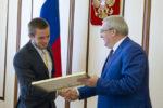 Виктор Толоконский: «Победой красноярского «Тотема» может гордиться весь российский футбол»