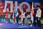 Турнир по вольной борьбе в Красноярске