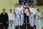 Клуб боевых искусств «Легион» завоевал более 40 наград