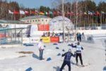 ФК «Тотем» посетил XXII чемпионат мира по лыжному ориентированию