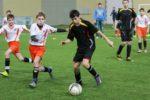 Весна начинается с футбола!